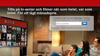 Netflix - Sverige