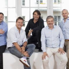 Det svenska teamet bakom Magine