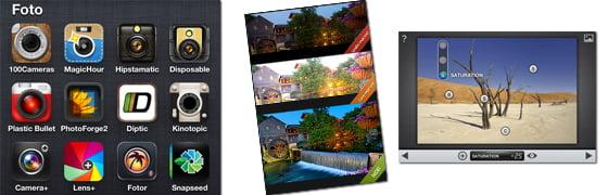 bra redigerings appar till bilder