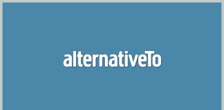 AlternativeTo-Webbsida