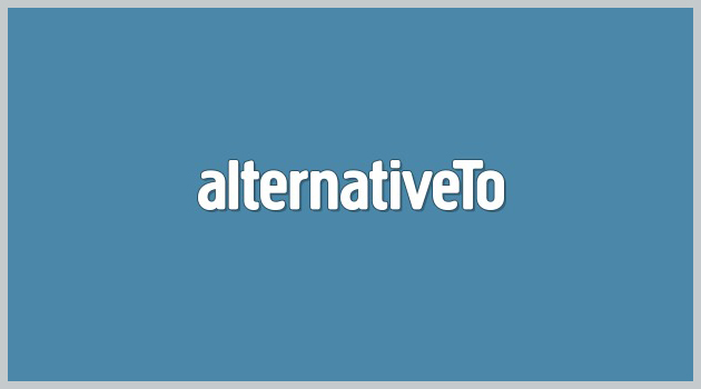 AlternativeTo-Webbsida