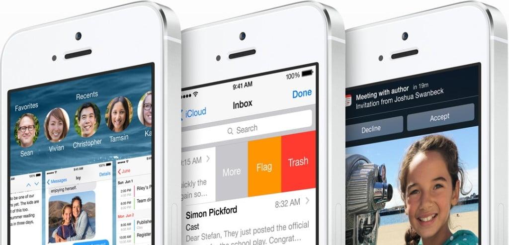 iOS8 - Design