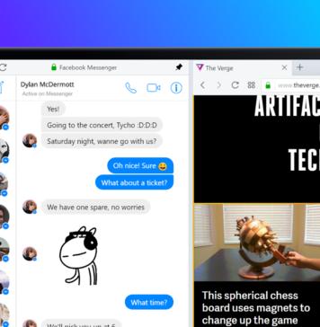 Messenger & WhatsApp