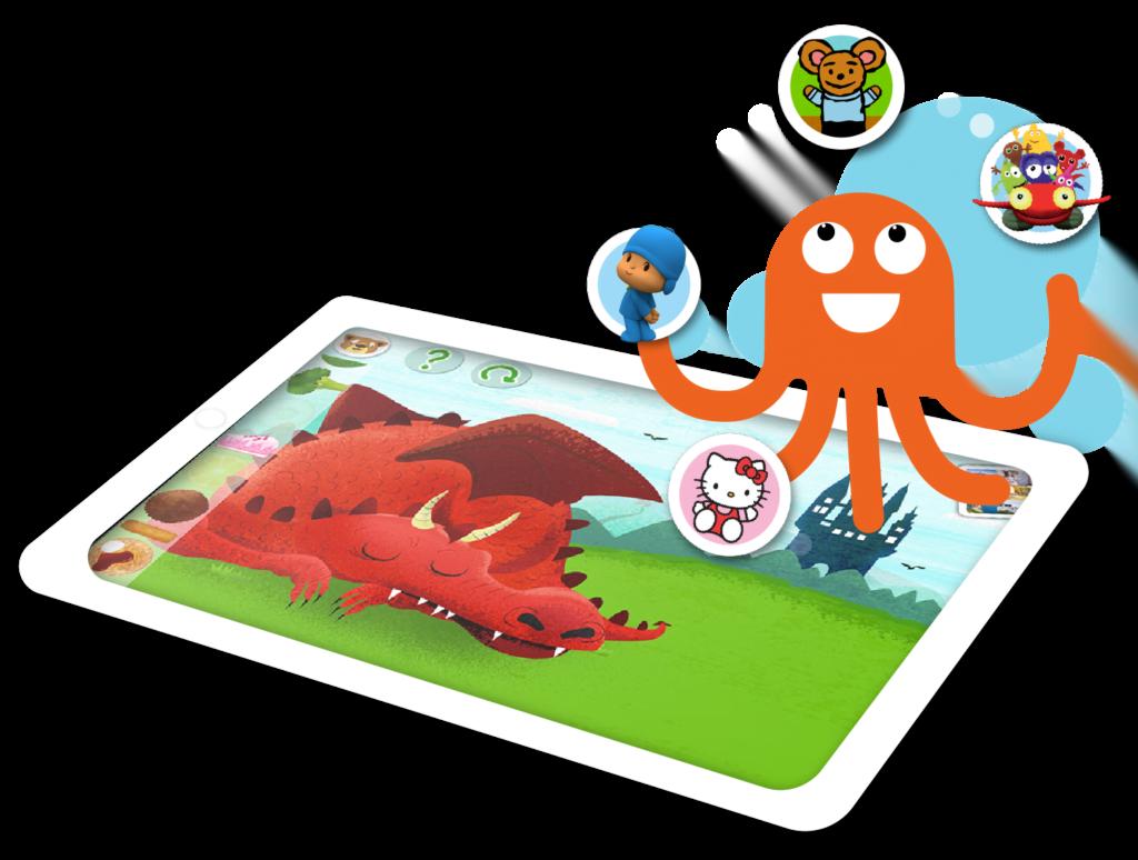 jaramba - app för förskolebarn