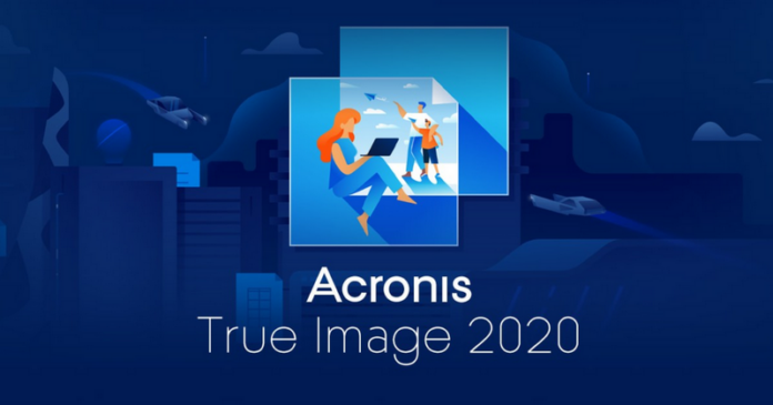 Recension av Acronis True Image 2020