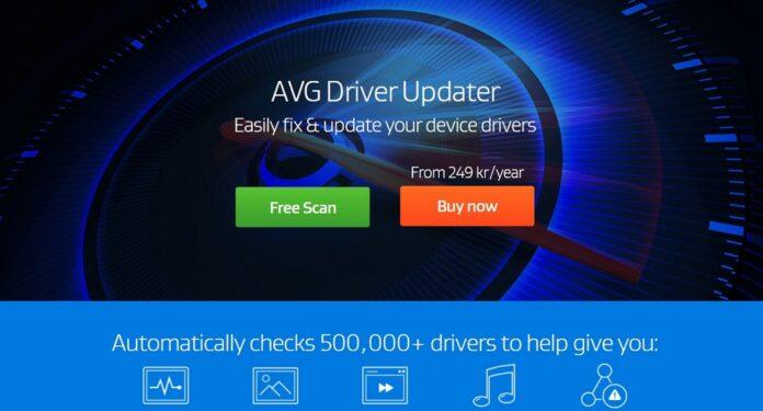 Recension av AVG Driver Updater