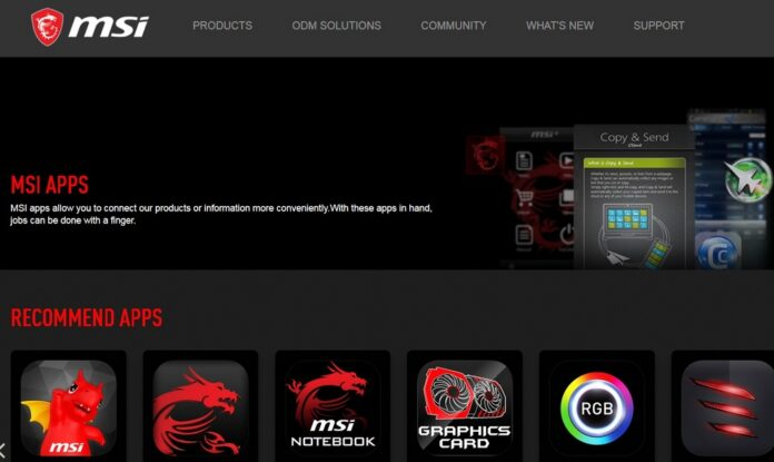 Recension av MSI Gaming App