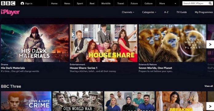 Ladda ner film från BBC iPlayer